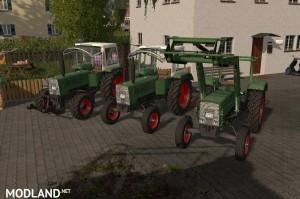 Update Fendt Farmer 100 - GB, MR, DH, HB v 2.0